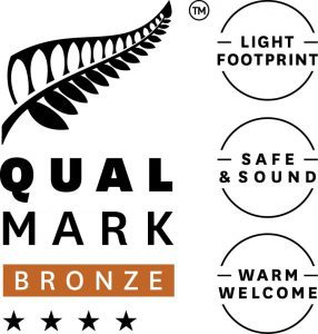 Qualmark 4 Star Bronze